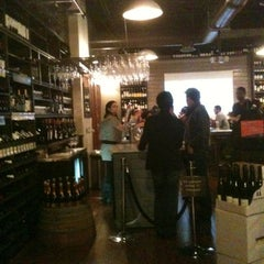 Photo taken at Buzz Wine Beer Shop by Anita S. on 4/20/2012