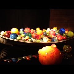 Photo taken at Chihuly Collection by Michael M. on 9/9/2012