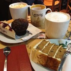 Das Foto wurde bei Starbucks von Christian H. am 4/6/2012 aufgenommen