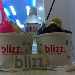 Photo taken at Blizz by Micheline B. on 3/2/2012