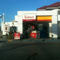 Photo taken at Shell Gasoline Station by KreeAila B. on 4/12/2012