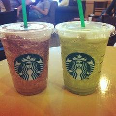 Photo taken at Starbucks by Vania W. on 6/28/2012