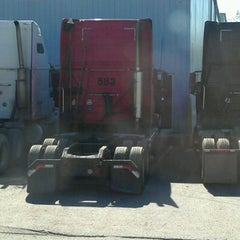 Photo taken at truck depot by Roman G. on 5/10/2012