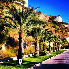 Photo taken at Puerto Ifach by Eddy v. on 9/6/2012