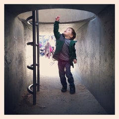 Photo taken at Central Park - Heckscher Playground by Mal S. on 3/11/2012