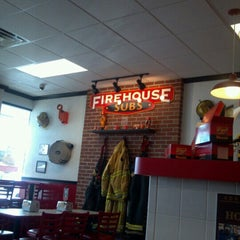Photo taken at Firehouse Subs by Timothy A. on 6/11/2012