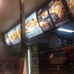 Photo taken at KFC by Matt H. on 8/6/2012