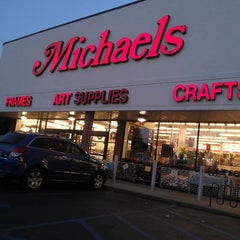 Photo taken at Michaels by Chris D. on 8/24/2012