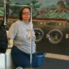 Photo taken at Spring Clean Laundry by Michele W. on 4/30/2012