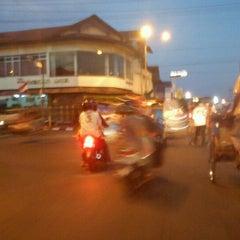 Photo taken at Jalan Taman Siswa by Nadzir R. on 8/22/2012