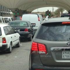 Photo taken at الجوازات السعودية by Abdulrahman A. on 5/17/2012