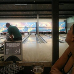 Photo taken at Strikerz Entertainment Center by Kayla W. on 9/12/2012