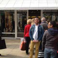 Photo taken at Prada Outlet by Vedat S. on 5/17/2012