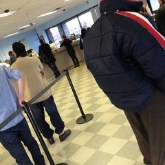 Photo taken at DMV by Destiny D. on 2/13/2012