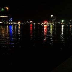 Photo taken at Inner Harbor by Jonathan A. on 5/13/2012