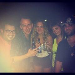 Photo taken at Aria Sky Terrace & Lounge by Joe C. on 9/2/2012