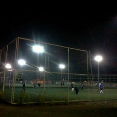 Photo taken at SuperSoccer by Ignacio N. on 5/13/2012