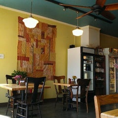 Photo taken at 5 Points Bakery & Toast Cafe by Mich K. on 8/12/2012
