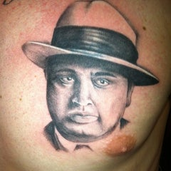 Photo taken at INK MAFIA (On The Edge) Tattoo by Tyler S. on 2/7/2012
