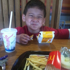Photo taken at McDonald's by Ray G. on 3/25/2012