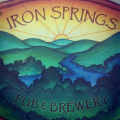 Photo taken at Iron Springs Pub & Brewery by JP S. on 7/1/2012