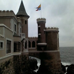 Photo taken at Castillo del Mar by Daniela C. on 8/15/2012