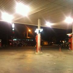 Photo taken at Caltex Sg Ular by Quek S. on 4/27/2012