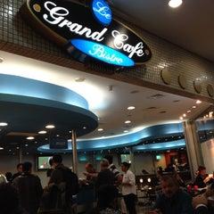 Photo taken at Le Grand Café by David B. on 6/20/2012