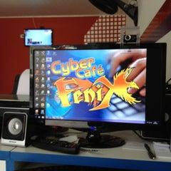 Photo taken at Fenix Lan House by Wesley M. on 5/21/2012