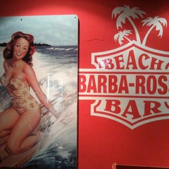 Photo taken at Barba Rossa Beach Bar Castelldefels by Bizarro's Garage on 6/8/2012