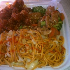 Photo taken at China Wok Express by Freddy S. on 3/5/2012
