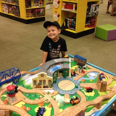 Photo taken at Barnes & Noble by Shirley A. on 6/26/2012