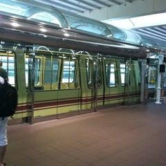 Photo taken at Tram To Gates 60-99 by Kerry B. on 6/25/2012