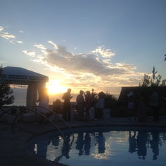 Photo taken at L'Auberge Del Mar by billy o. on 7/19/2012