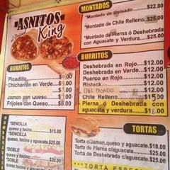 Photo taken at Asnitos King by DaVo B. on 4/5/2012