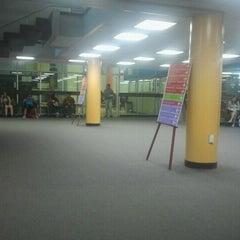 Photo taken at Biblioteca General by Julian H. on 2/6/2012