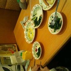 Photo taken at サイゼリヤ 横浜六角橋店 by momioka m. on 4/8/2012