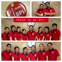 Photo taken at BPI Head Office by Jill S. on 8/31/2012