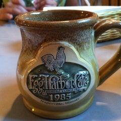 Photo taken at Egg Harbor Cafe by Angela on 8/4/2012