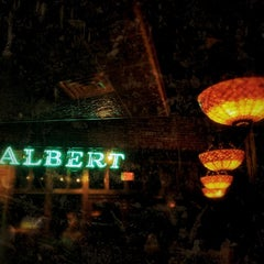Photo taken at The Albert by Brianna S. on 7/10/2012