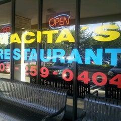 Photo taken at Macita's Restaurant & Bakery by Frank L. on 7/7/2012