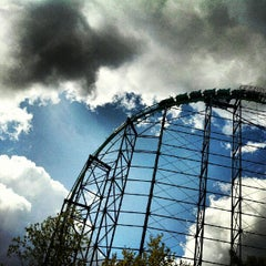 Photo taken at Kennywood Park by Jason D. on 9/9/2012