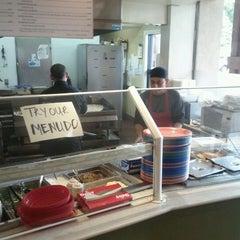 Photo taken at Taqueria La Bamba by Jeff P. on 2/20/2012