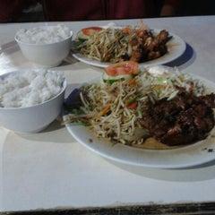 Photo taken at Qudama Japanese Food by Ayu T. on 2/19/2012