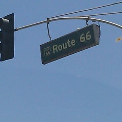 Photo taken at Route 66 by Lauren D. on 6/28/2012