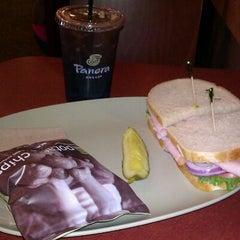 Photo taken at Panera Bread by Tony C. on 5/18/2012