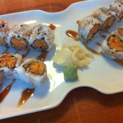 Photo taken at Ichiban Japanese Cuisine by Kelly E. on 6/17/2012