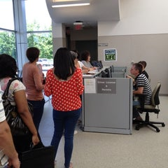 Photo taken at NJ Motor Vehicle Commission by Lee H. on 6/9/2012