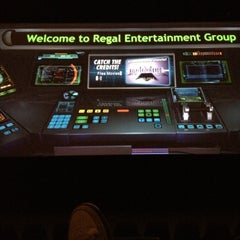 Photo taken at Regal Cinemas Hyattsville Royale 14 by Thomas B. on 6/18/2012