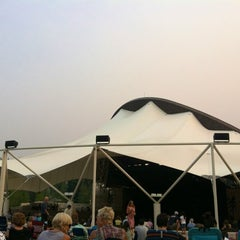 Photo taken at Sun Valley Pavilion by Caitlin W. on 8/14/2012